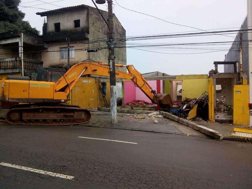 Empresa de Demolição em Osasco