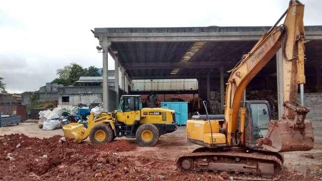 Locação de Escavadeira em Osasco